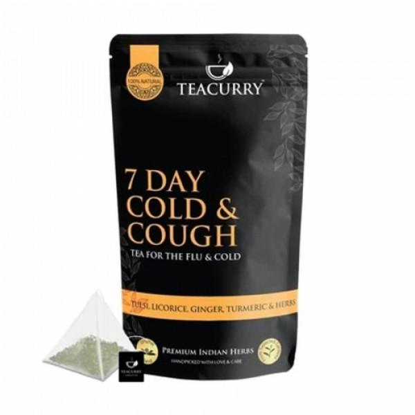 Teacurry Cough and Cold Tea, 30 Tea Bags