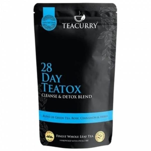 Teacurry 28 Dys Teatox Tea, 60 Tea Bags