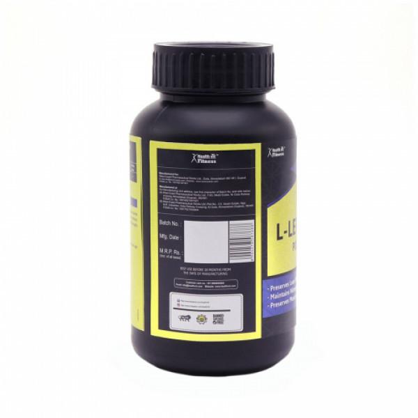 Healthvit Fitness L-Leucine Powder, 100gm