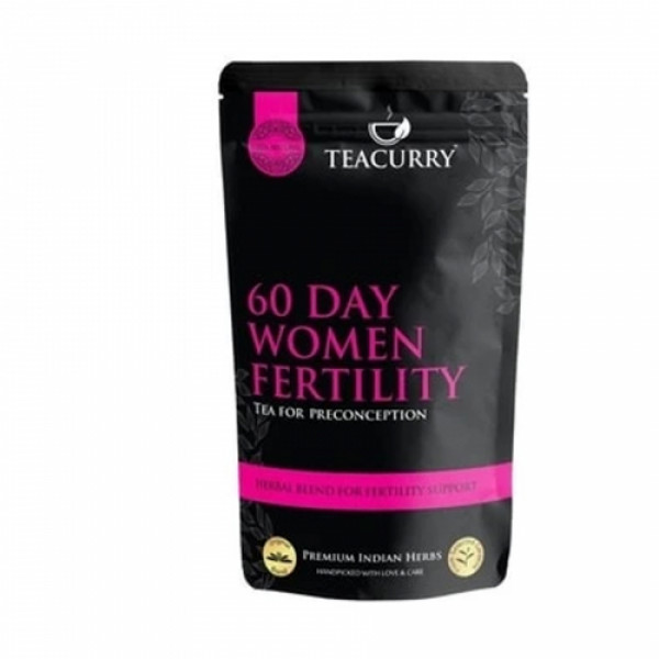 Teacurry 28 Day Slimming Tea With 30 Day PCOS Tea Combo Pack (100gm Each)