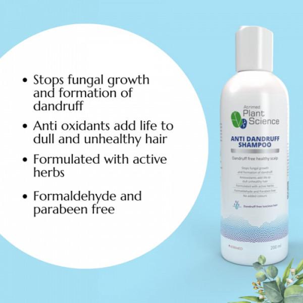 Atrimed Anti Dandruff Shampoo, 200ml