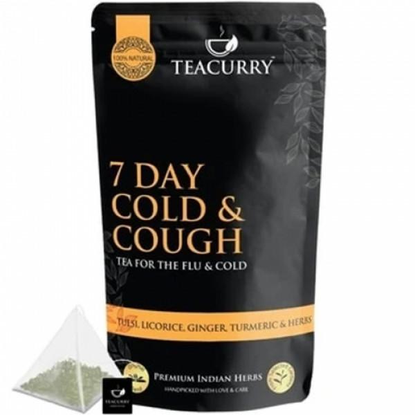Teacurry Cough and Cold Tea, 60 Tea Bags