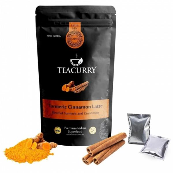 Teacurry Turmeric Cinnamon Latte, 30 Sachets