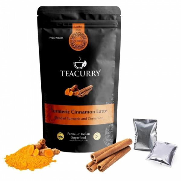 Teacurry Turmeric Cinnamon Latte, 200gm