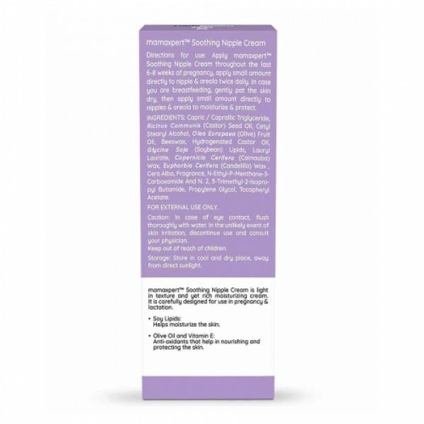Mamaxpert Soothing Nipple Cream, 20gm