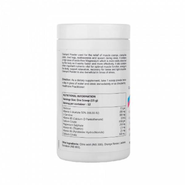 Crampnil High Absorption Magnesium Powder, 180gm