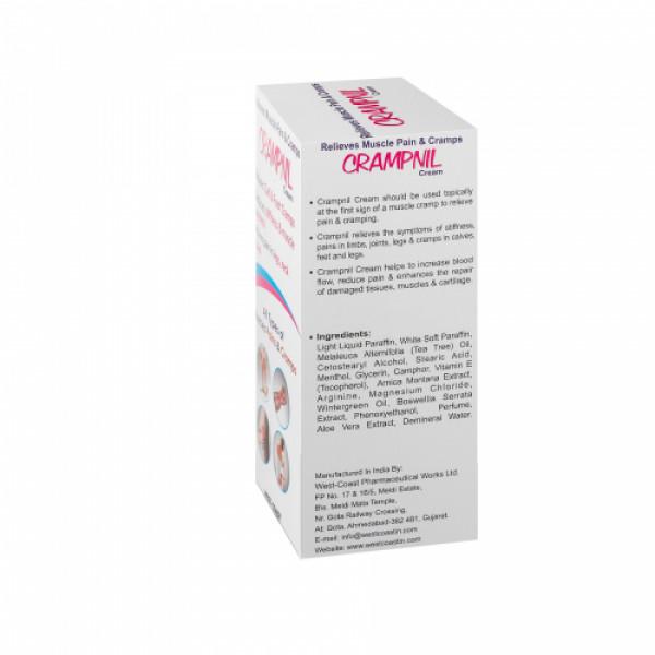Crampnil Pain Relief Cream, 50gm