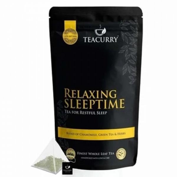Teacurry Relaxing Sleepy time Tea, 200gm
