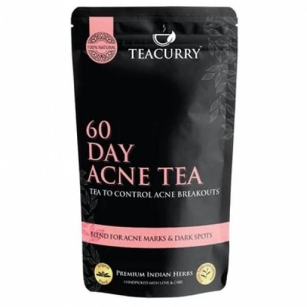 Teacurry 60 Day Acne Tea, 200gm