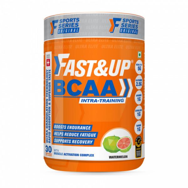 Fast&Up BCAA - Watermelon, 450gm
