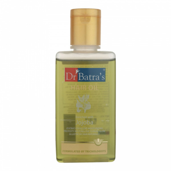 Dr Batra's Hair Vitalizing Serum, 125ml & Pro+ Intense Volume Shampoo, 500ml with Hair Oil, 100ml Combo Pack