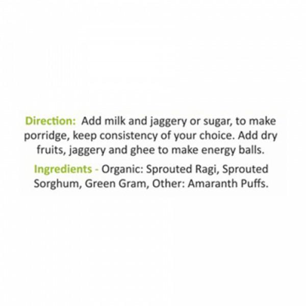 House of Green Multigrain Sprouted Porridge, 200gm