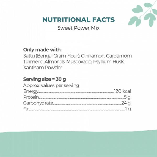 OMH Sweet Power Mix, 400gm