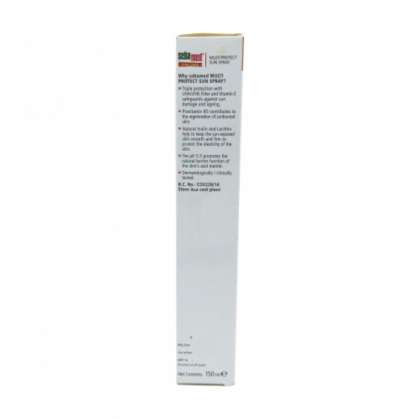 Sebamed Sun Spray SPF 30, 150ml