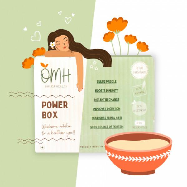 OMH Power Box, 420gm