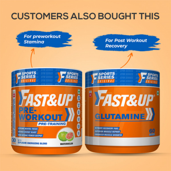 Fast&Up BCAA - Blueberry, 450gm