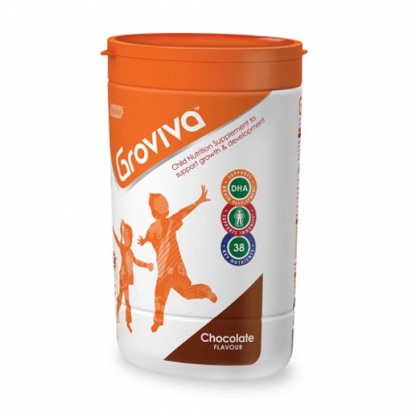 Groviva Child Nutrition Supplement Chocolate, 400gm