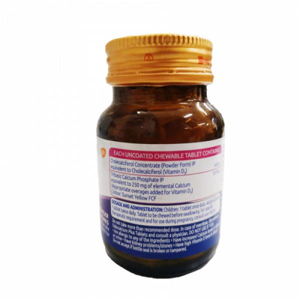 Ostocalcium Plus Chewable, 30 Tablets