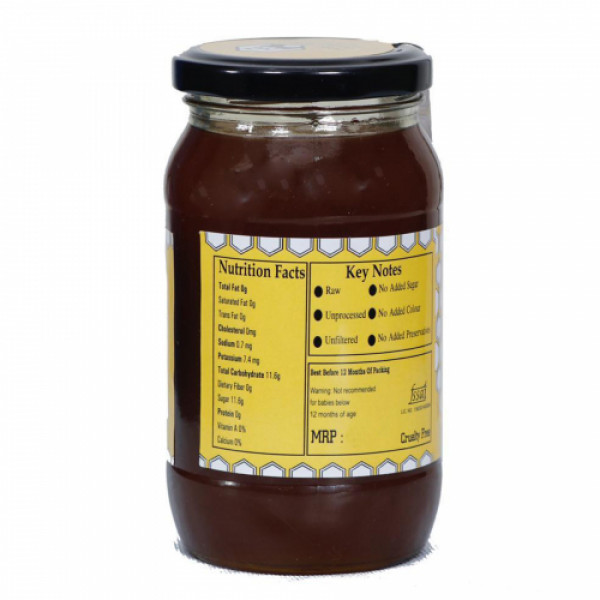 FORTHONEY Organic Little Bee, 500gm