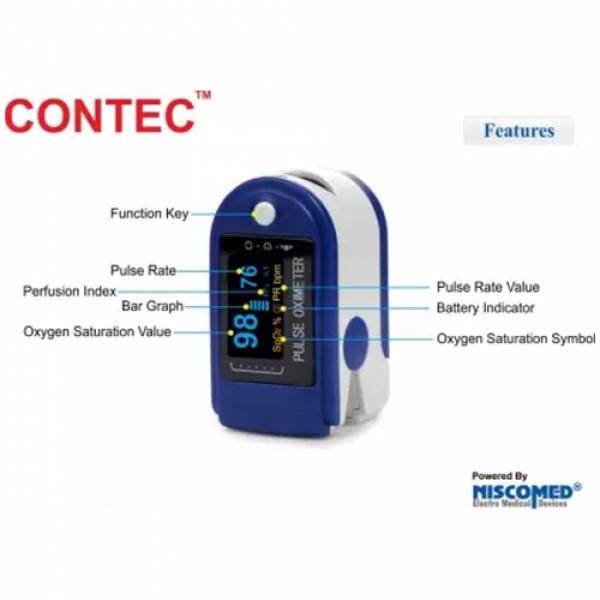 Contec CMS50D Pulse Oximeter
