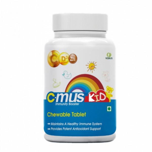 C-MUS Kid, 30 Tablets