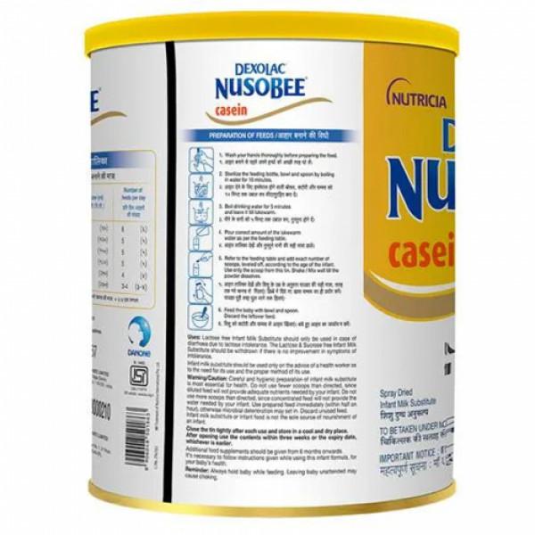 Nusobee Casein 1 Infant Formula, 400gm