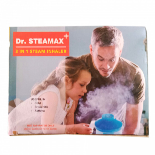 Dr.Steamax 3 in 1 Steam Inhaler