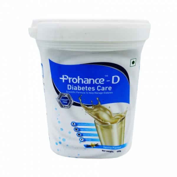 Prohance D Vanilla, 400gm