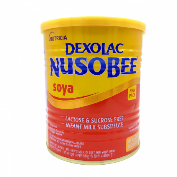 Nusobee Soya Infant Formula, 400gm