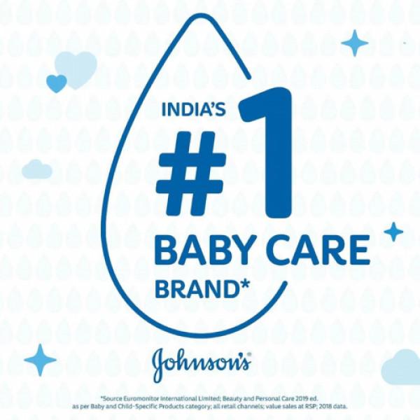 Johnson's Baby Milk and Rice Cream, 30gm