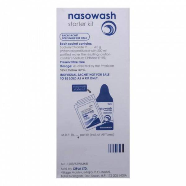 Nasowash Starter Kit