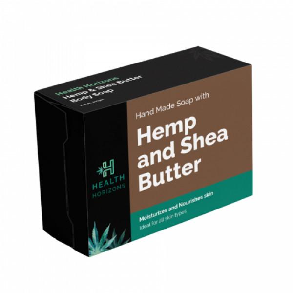 Health Horizons Hemp & Shea Butter Soap, 100gm