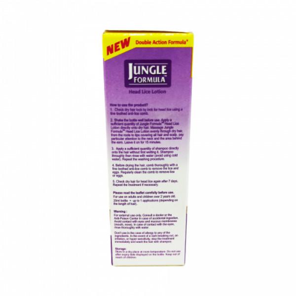 Jungle Formula Head Lice Lotion, 25ml