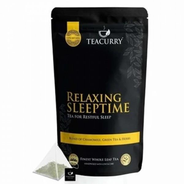 Teacurry Relaxing Sleepy time Tea, 60 Tes Bags