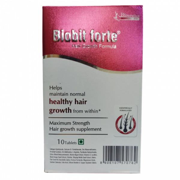 Biobit Forte, 10 Tablets