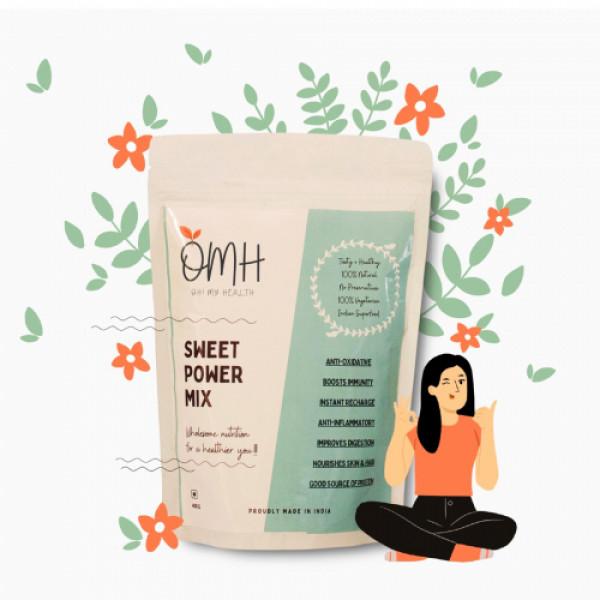 Sweet Sattu Power Mix Vegan Protein, 400gm