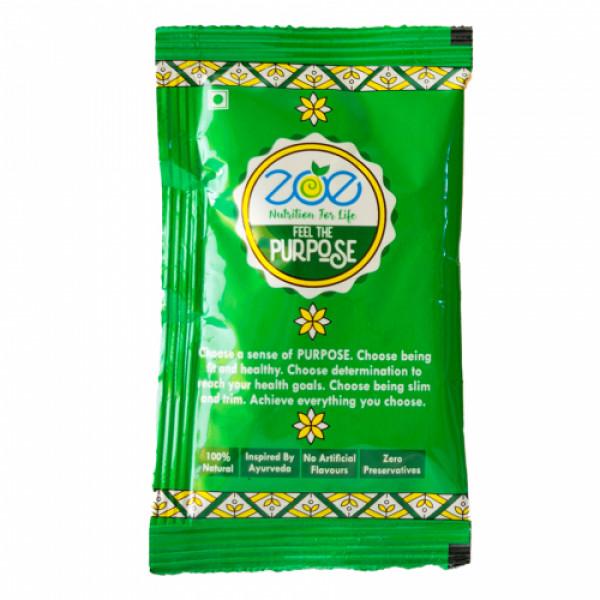 Zoe Natural Aam Panna Juice, 16 Sachets
