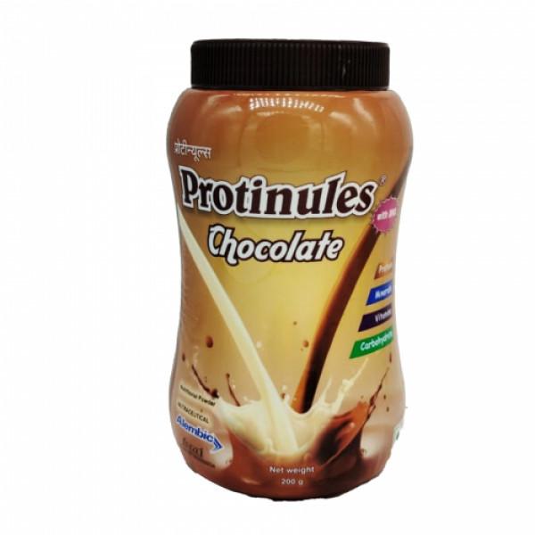 Protinules Chocolate, 200gm