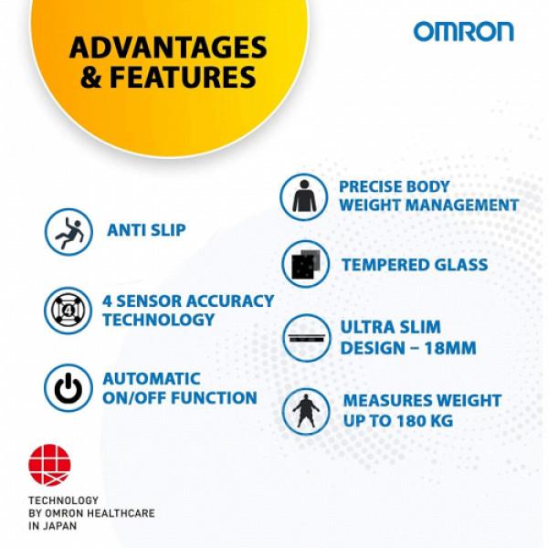 Omron HN-286 Digital Weighing Scale