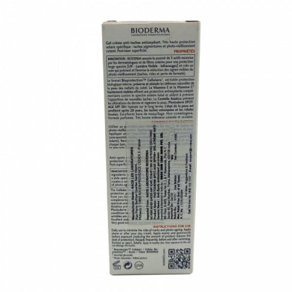 Bioderma Photoderm Age SPOT SPF 50+, 40ml