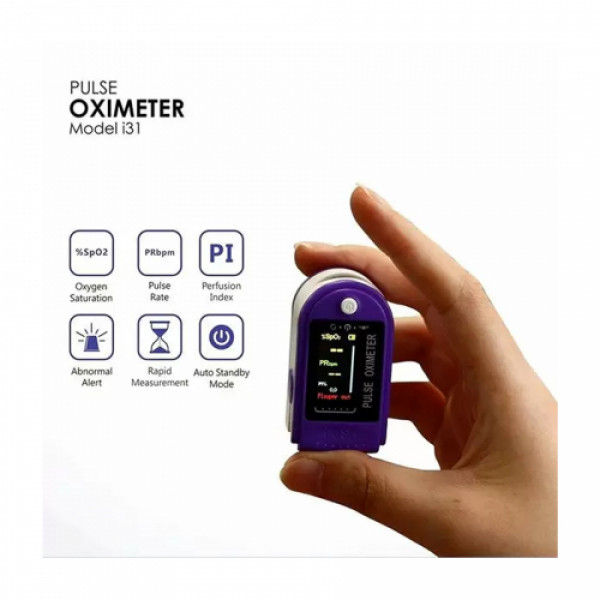 Truview Pulse Oximeter