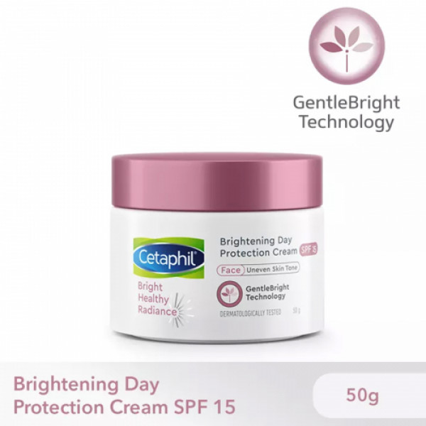 Cetaphil BHR Brightening Day Protection Cream SPF15, 50gm