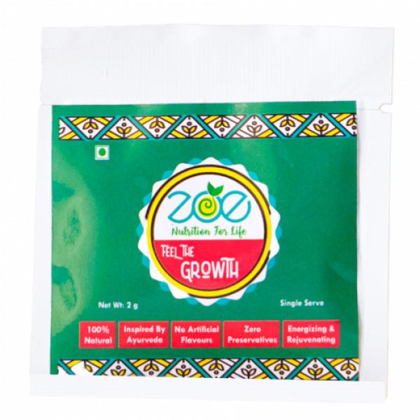 Zoe Carom & Cumin Seeds Detox Water, 60 Sachets