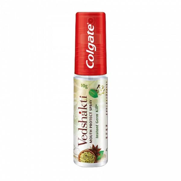 Colgate Vedshakti Mouth Protect Spray, 10gm