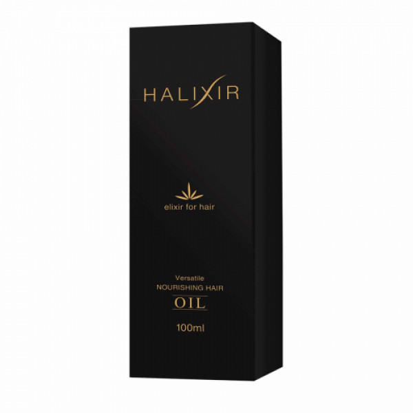 Halixir - The Elixire For Hair Versatile Nourishing Oil, 100ml