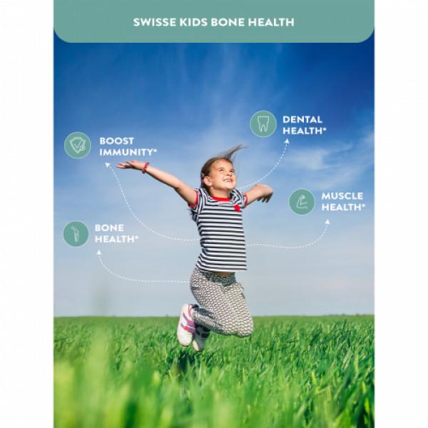 Swisse Ultiboost Kids Bone Health, 60 Tablets