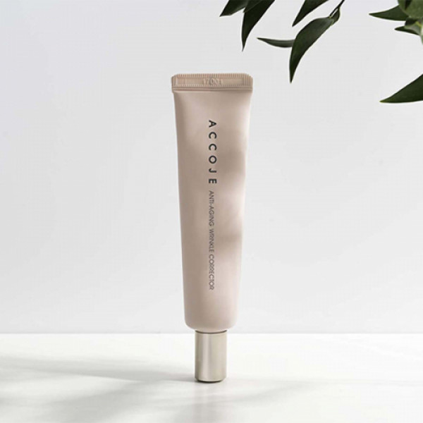Accoje Anti - Aging Volume Capsule Cream + Anti - Aging Wrinkle Corrector, 80ml