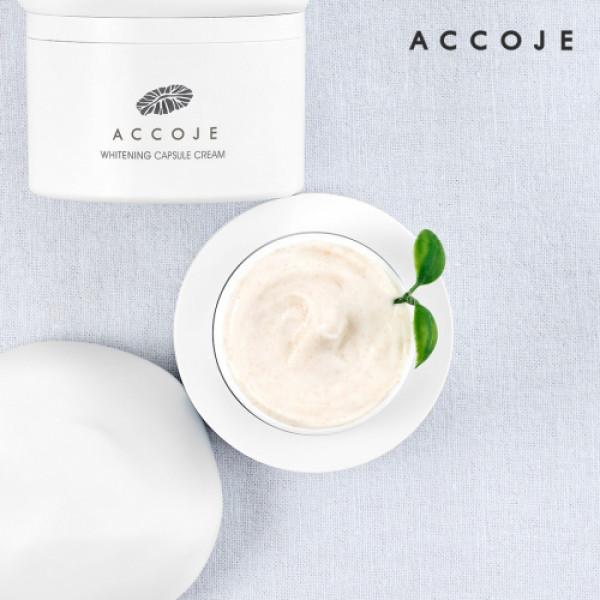 Accoje Capsule Ampoule Capsule Cream, 80ml