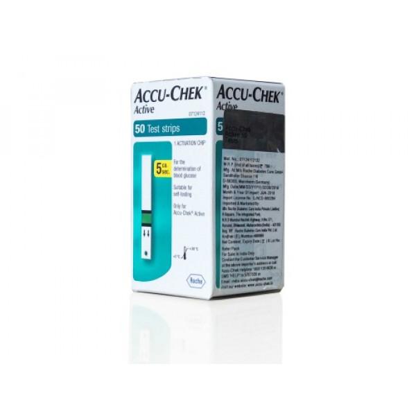 Accu-Chek Active, 50 Strips