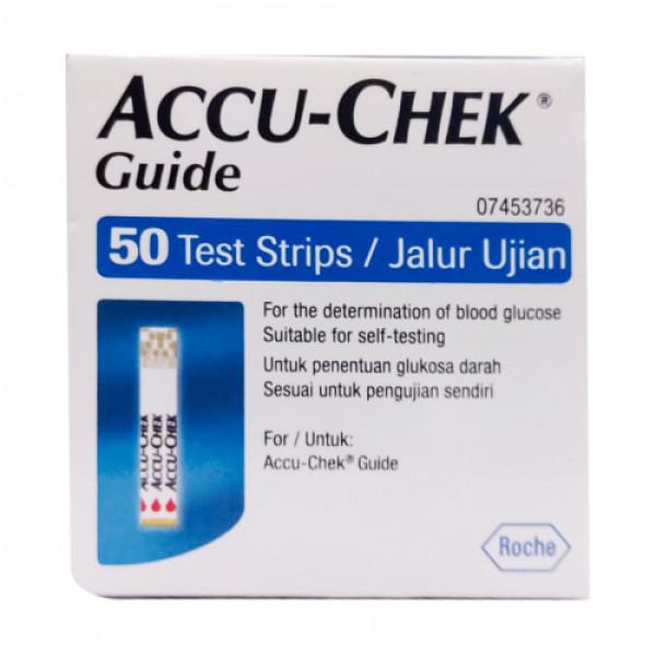 Accu-Chek Guide, 50 Strips